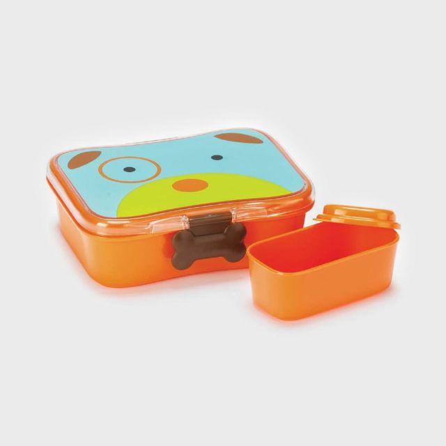Skip Hop Stainless Steel Toddler Lunch Kit Dog