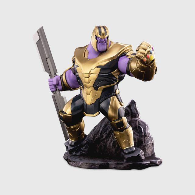 "Endgame Premium PVC /""Thanos/"" Marvel/'s Avengers"