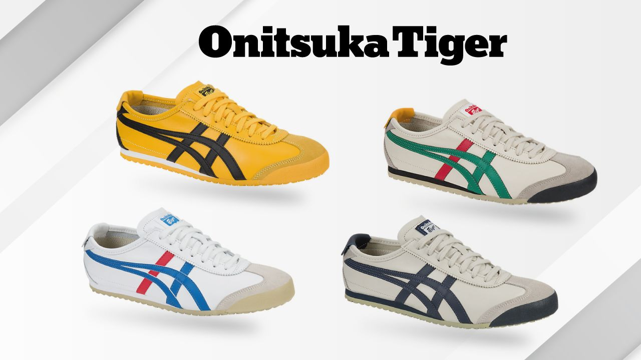 ONITSUKA TIGER - The lowest prices at